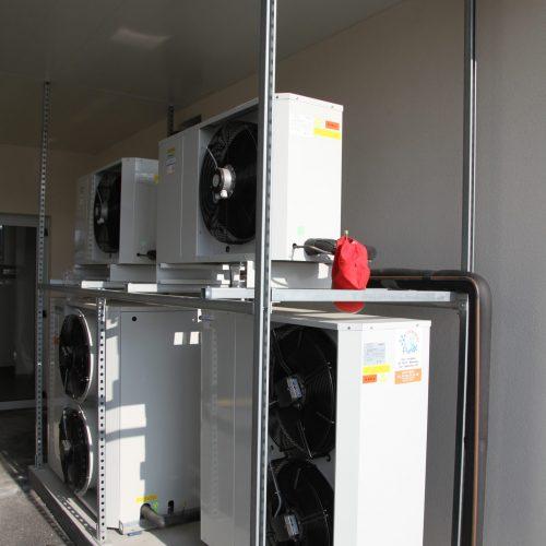 Installation frigorifique