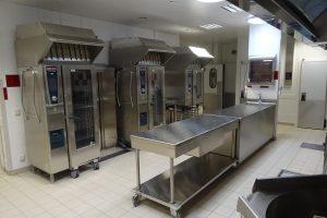 zone fours mixtes Hôpital de QUINTIN